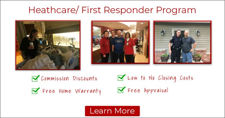 Heathcare / First Responder Program Ad Image